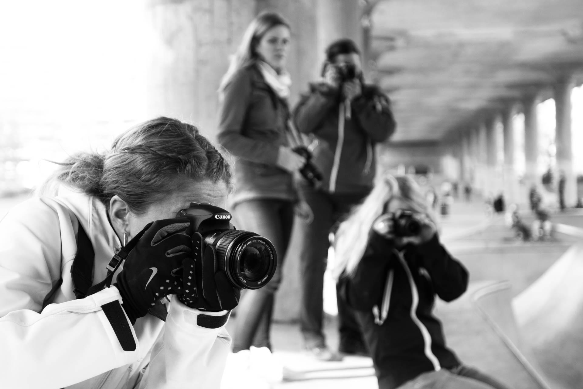 Fotokurser online grundkurs steg 1 med kursledare