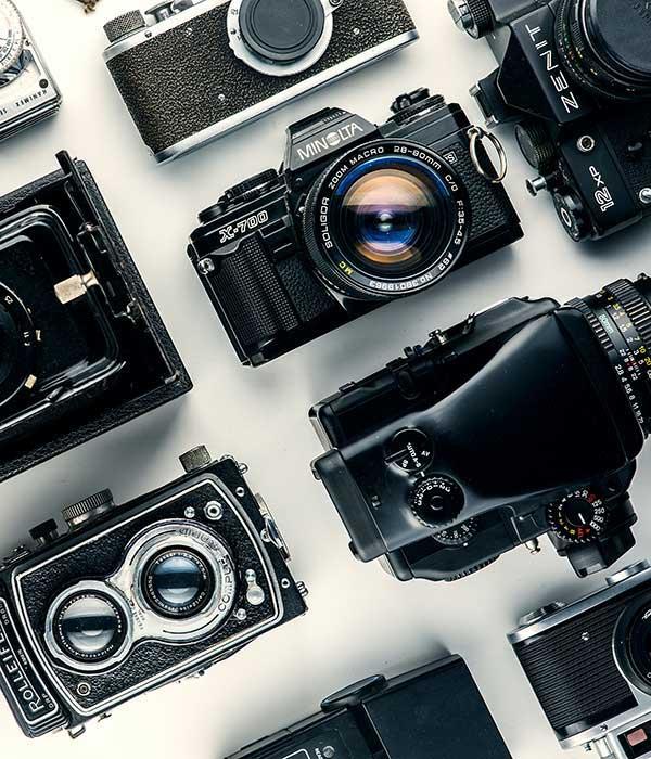 KameraGuide - Välj rätt kamera för dig