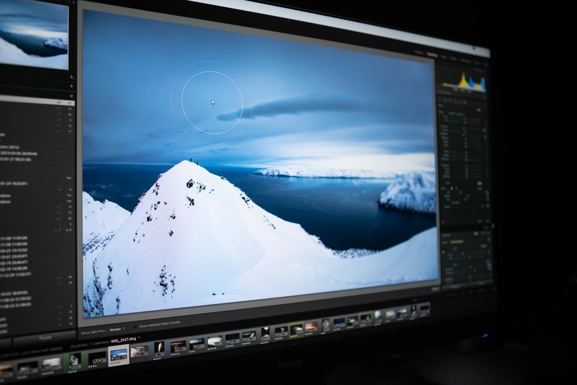 Lightroomkurs i bildbehandling