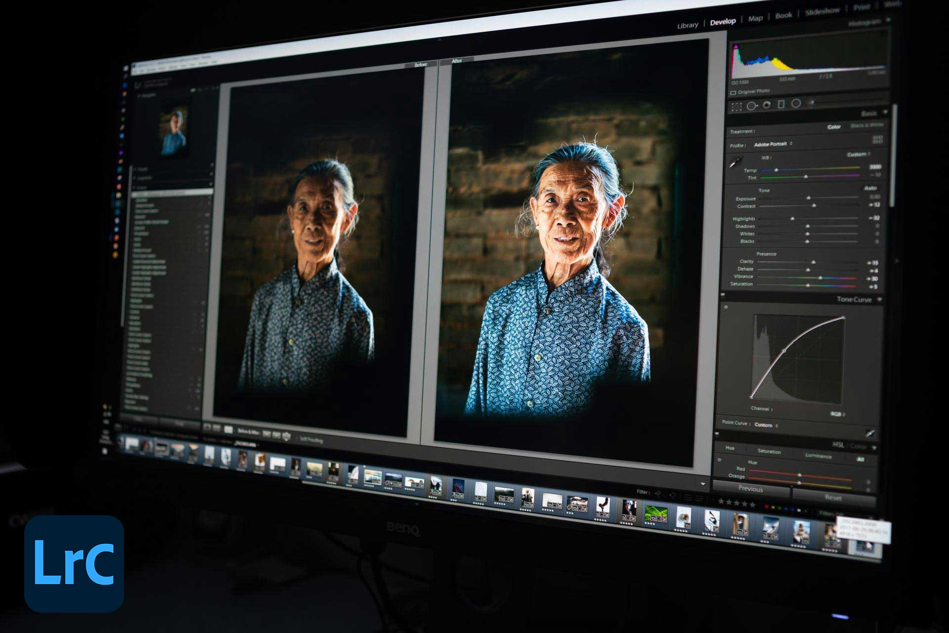 Lightroom Classic grundkurs & introduktion