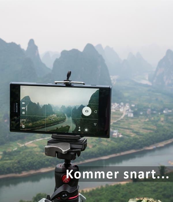 Mobilfoto fotokurser