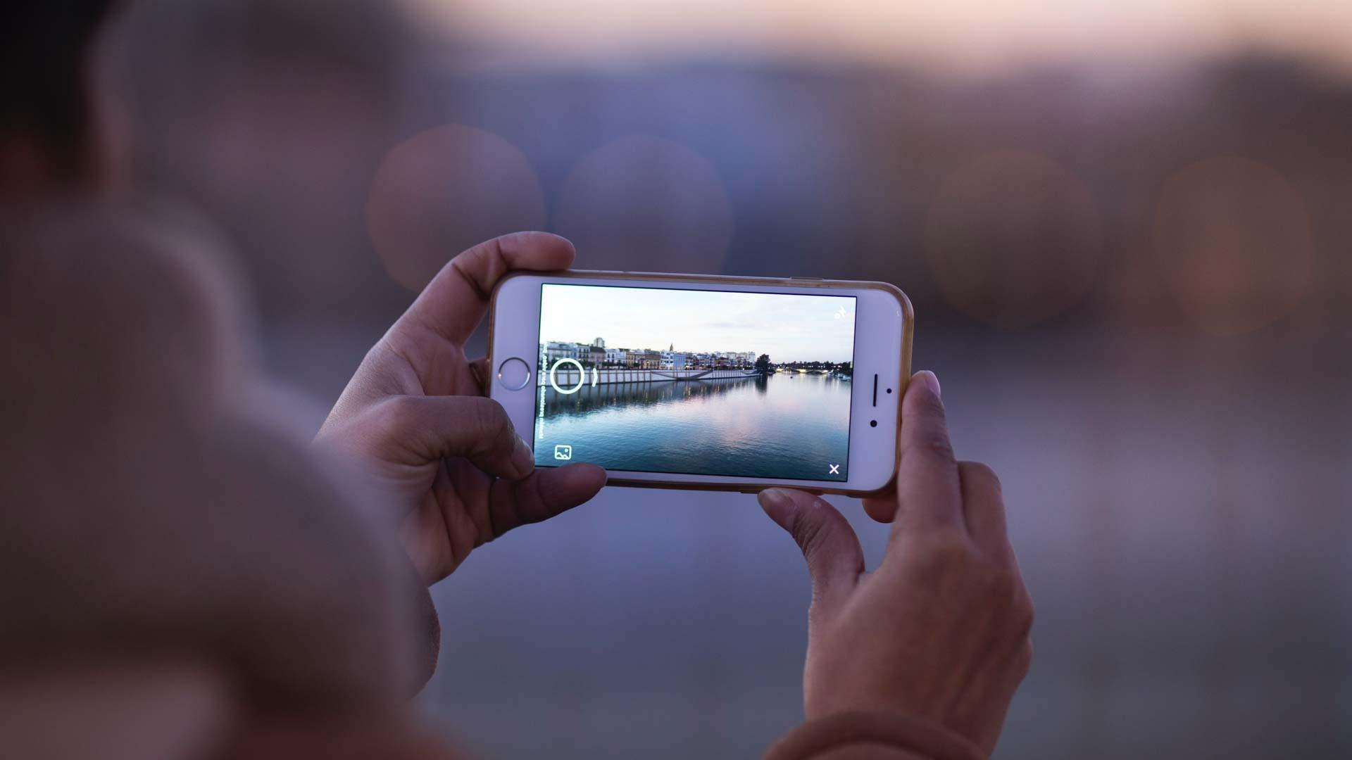 Mobilfoto för fotografer online