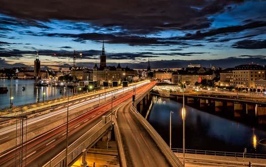 Foto nattfotografering för fotografer
