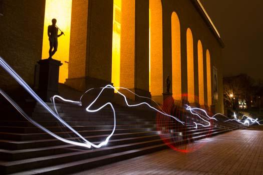 Nattfotokurser för fotografer