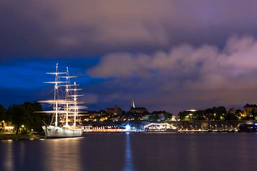 Nattfoto Göteborg